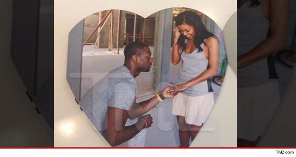 Gabrille Union & Dwyane Wade Wedding Details Revealed