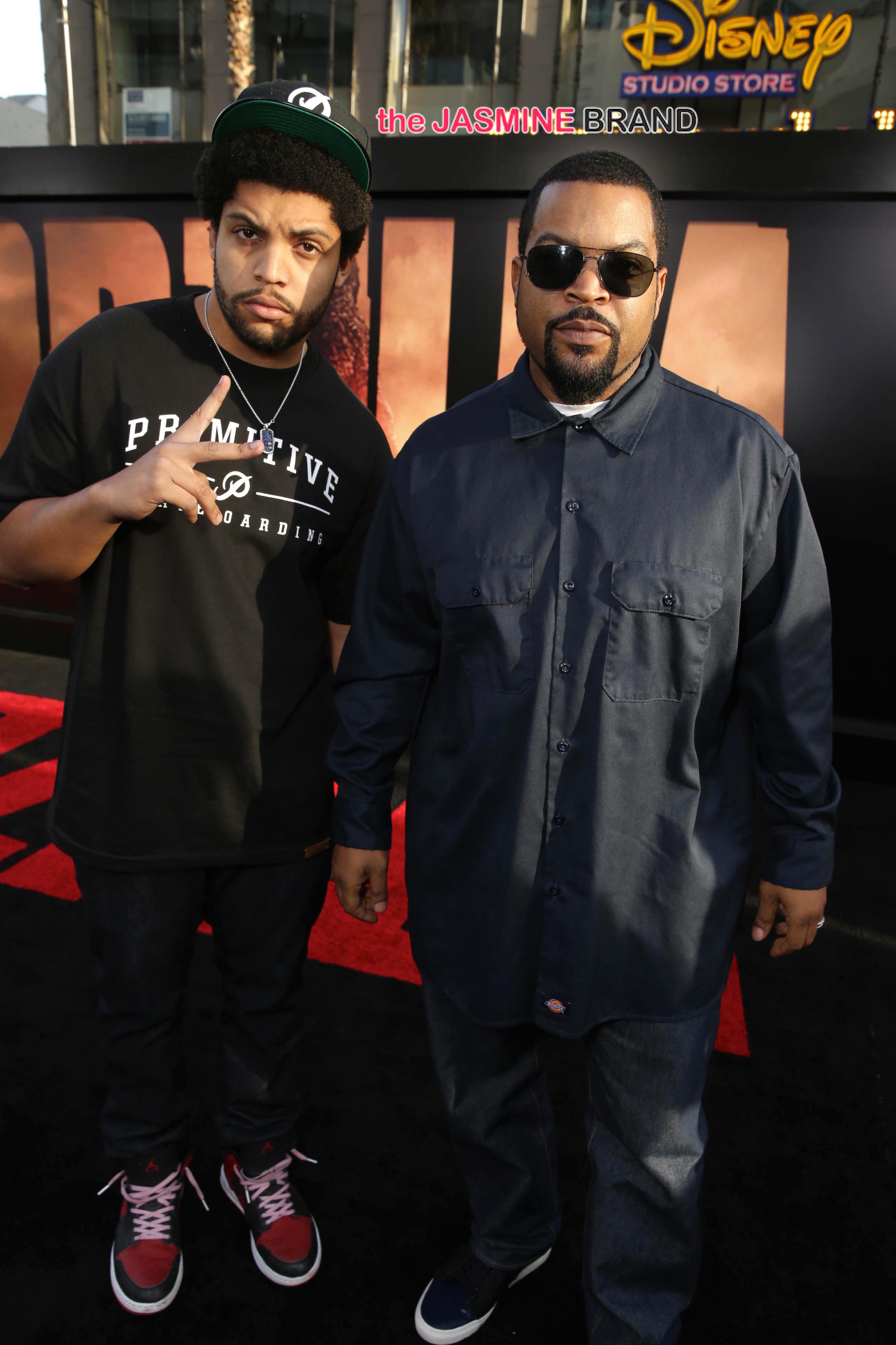 O'Shea Jackson, Ice Cube