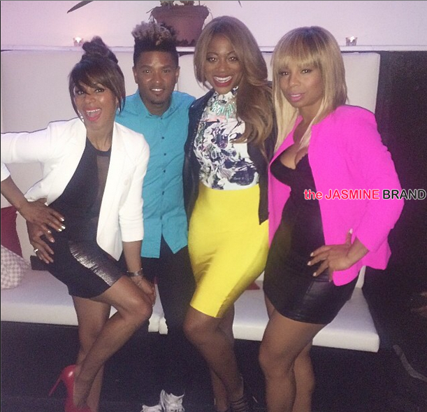 jamaal buster-love in the city-viewing party-hollywood-the jasmine brand