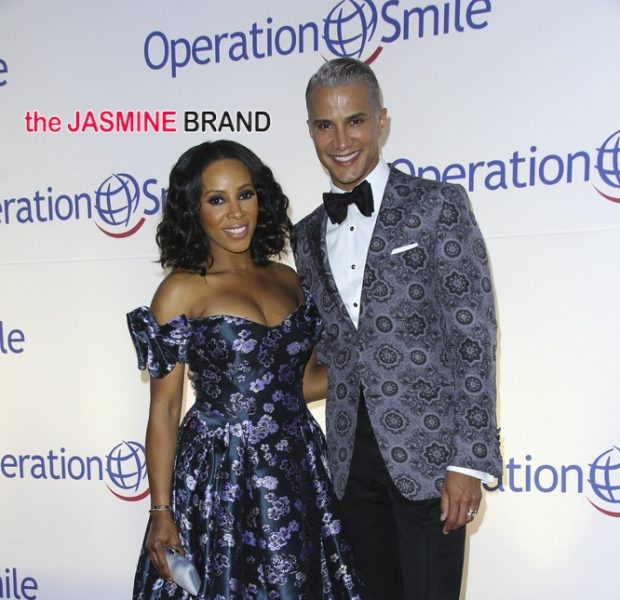 June Ambrose, Nicole Murphy, Jay Manuel Spotted At 'Operation Smile' in NYC