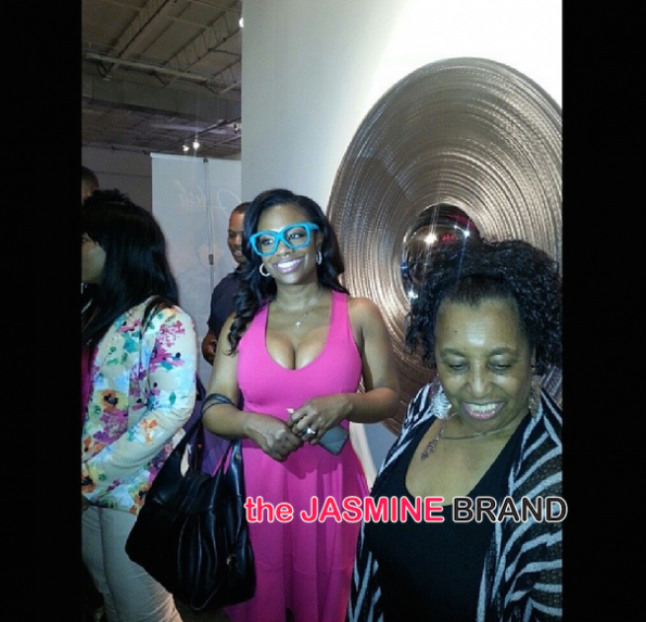 kandi burruss-sister2sister ladies night out 2014-the jasminebrand.jpg