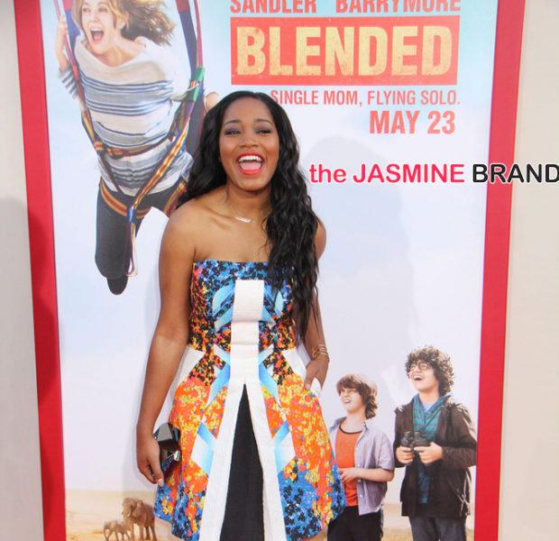 [Photos] KeKe Palmer, Terry Crews & Zendaya Attend 'Blended' Premiere