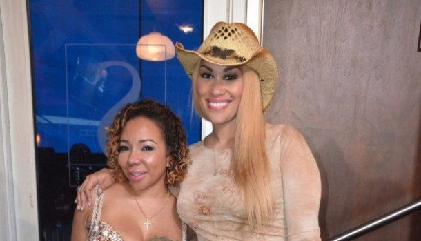 [Photos] Tameka 'Tiny' Harris Hosts Mother Daughter Brunch With KeKe Wyatt & Shekinah Jo