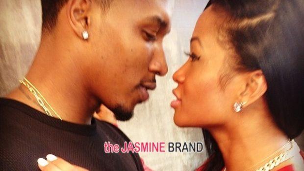 SHHHHH! Did Lashontae Heckard And Brandon Jennings Secretly Get Engaged?