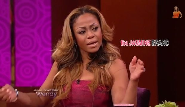 [VIDEO] LaTavia Roberson On: Being Ousted From Destiny's Child, New Tell All-Book & Why She Refused To Sing While Filming 'R&B Divas'