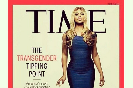 Transgender Actress Laverne Cox Lands TIME Cover, Reveals She Attempted Suicide As A Child