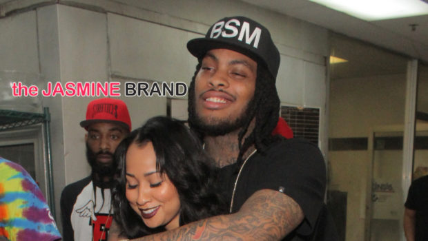 Just Hitched! Love & Hip Hop Atlanta's Tammy Rivera & Waka Flocka Secretly Elope