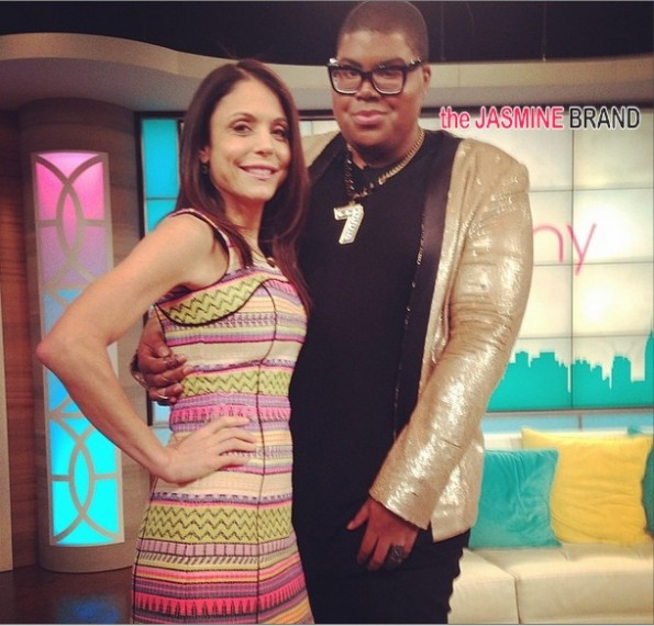 magic johnson son-ej-bethenny-the jasmine brand