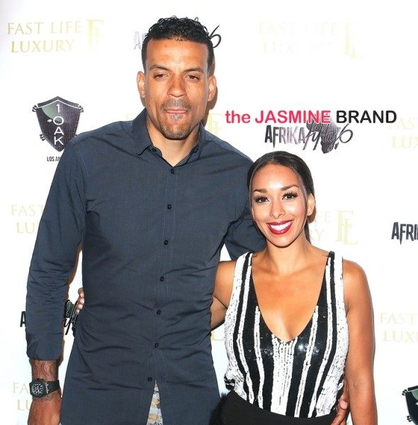 Gloria Govan Arrested After Showing Up To Kids School, Cursing Out Matt Barnes + Accused of Child Endangerment