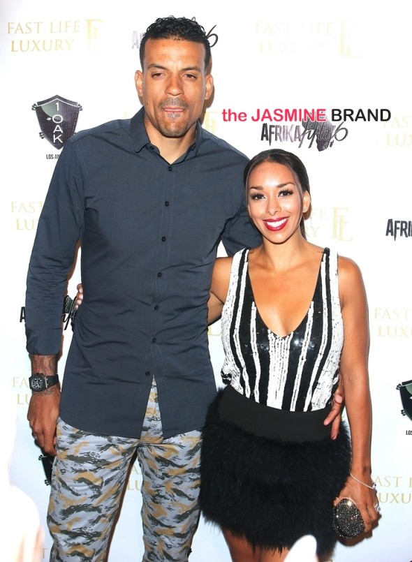 Matt Barnes To Gloria Govan - You Stole My Money & Social Security Number To Buy Your Parents A House & A Club