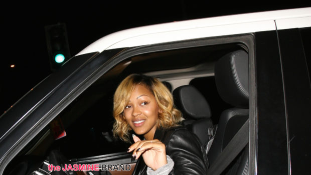 Celebrity Stalking: Meagan Good Debuts New Hair, Kenya Moore Hits LAX + Drake, Mimi Faust & Alicia Keys' Adorable Son