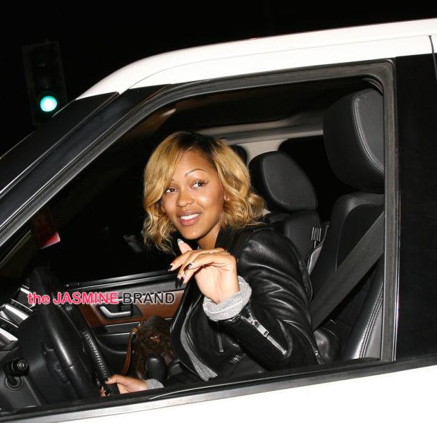 Celebrity Stalking: Meagan Good Debuts New Hair, Kenya Moore Hits LAX + Drake, Mimi Faust & Alicia Keys' Adorable Son