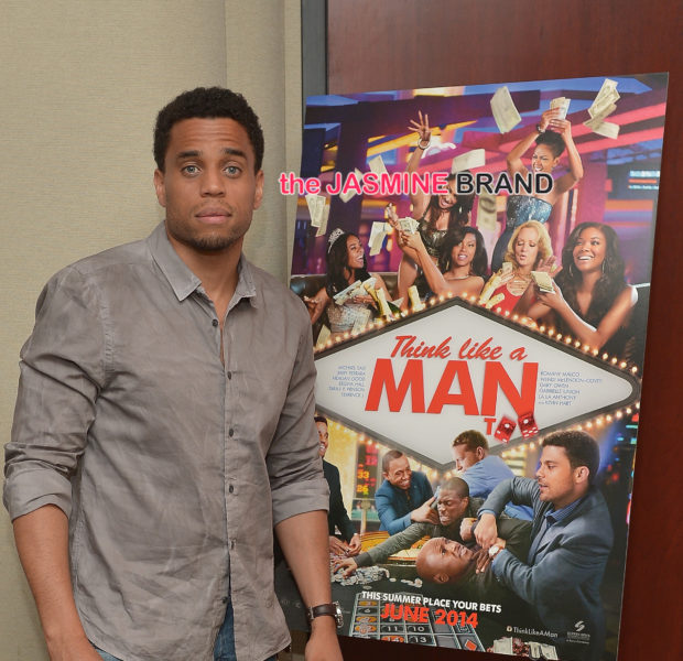 Magic Johnson Hosts 'Think Like A Man Too' Screening: Michael Ealy, Ludacris & Terrence Jenkins Attend