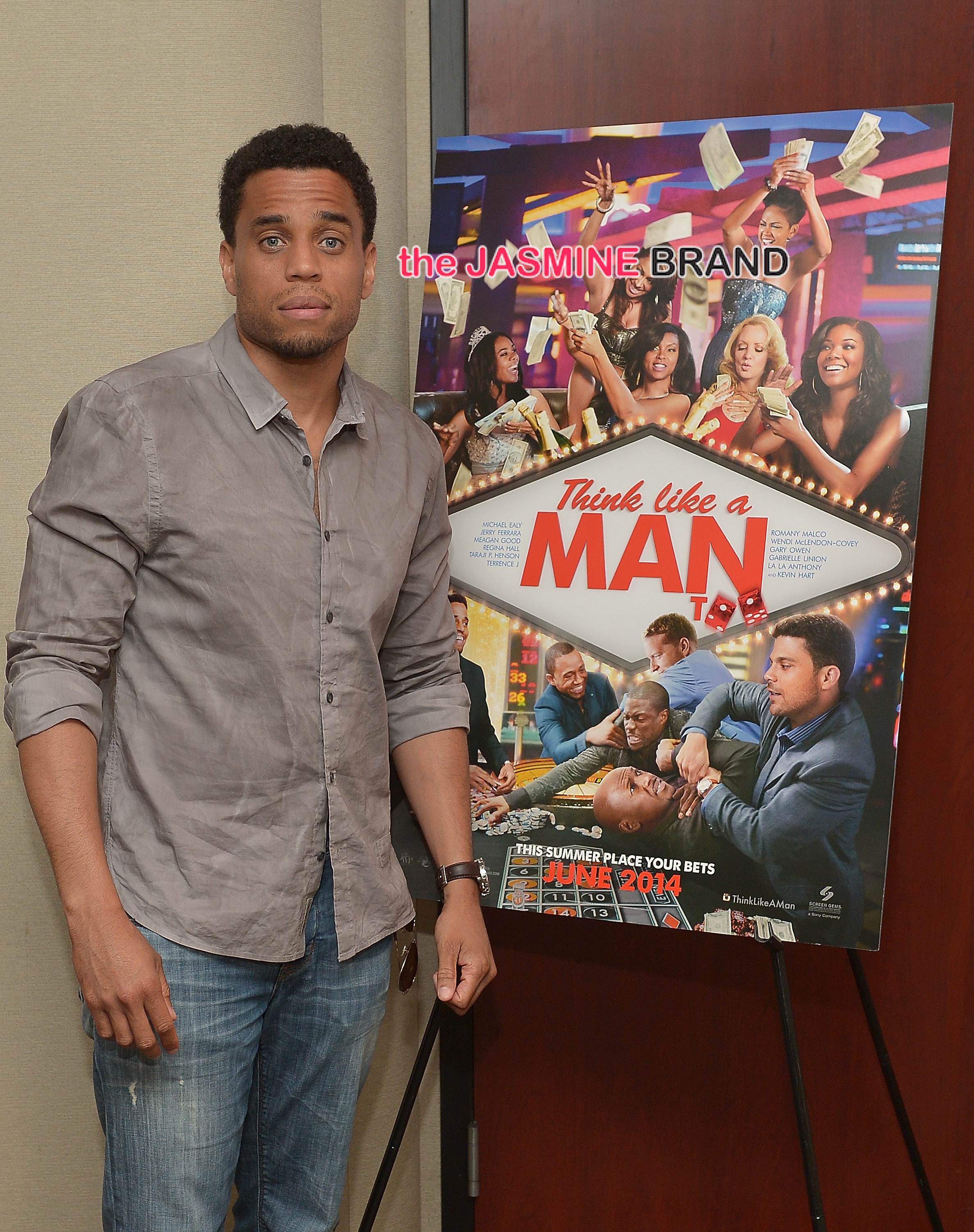 "Sony Pictures' ""Think Like A Man Too"" Special Screening With Magic Johnson"