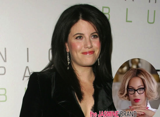 Check Your Language! Monica Lewinsky Has Beef With Beyonce's Partition Song