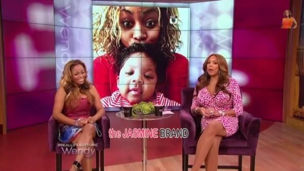 motherhood-latavia roberson-wendy williams-r and b divas-the jasmine brand