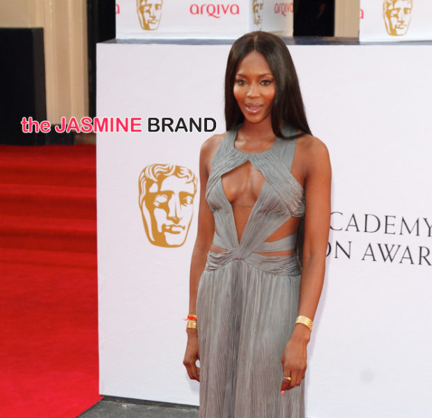 Celebrity Stalking, Red Carpet Edition: Niecy Nash, Naomi Campbell, Aisha Tyler & Mo Farah