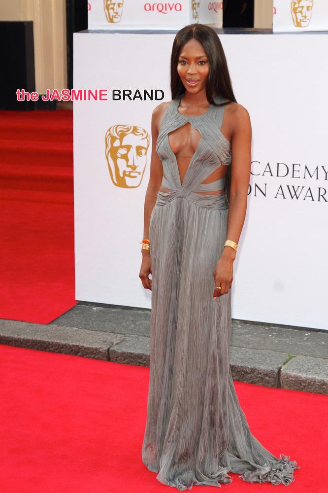 Arqiva British Academy Television Awards 2014 - Arrivals