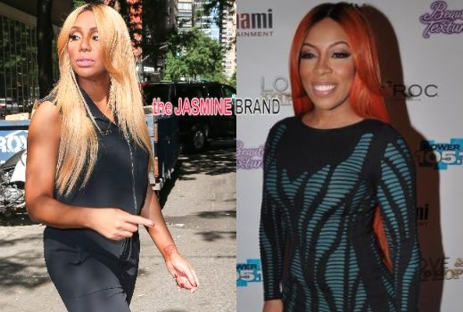 [Back At It Again] K.Michelle & Tamar Braxton Spar: Kermit the Frog, Lip Synching Claims