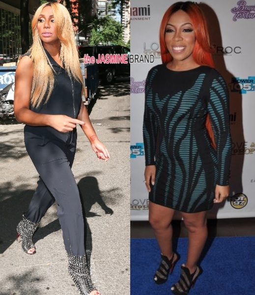 Tamar Braxton & K.Michelle End Feud, Will Perform Together At BET Awards [VIDEO]