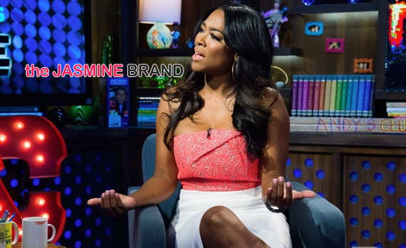 [VIDEO] Kenya Moore Equates Porsha Williams Attack to Twisted Domestic Violence + Takes Credit For RHOA Ratings