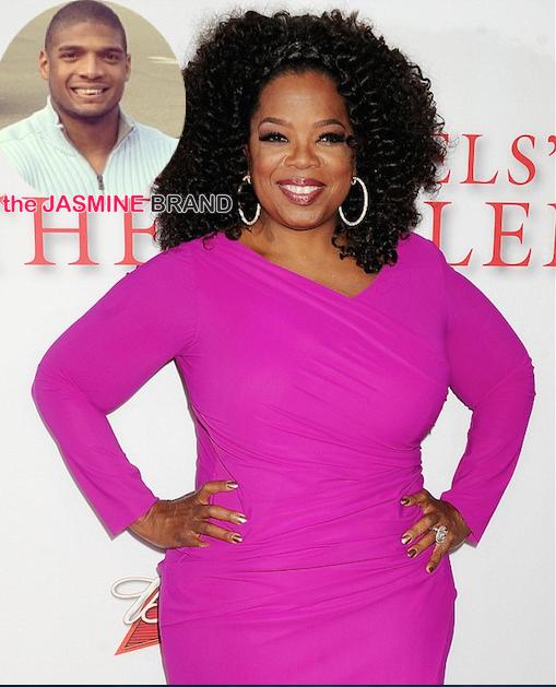 oprah-own-reality show-docu series-first openly gay nfl draft-michael sam-the jasmine brand