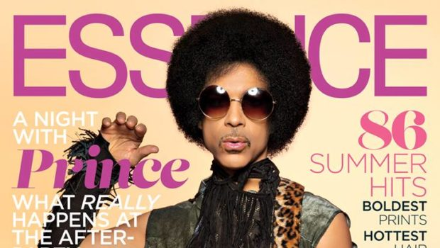 Rock Star Stuntin' : Prince Covers ESSENCE Magazine