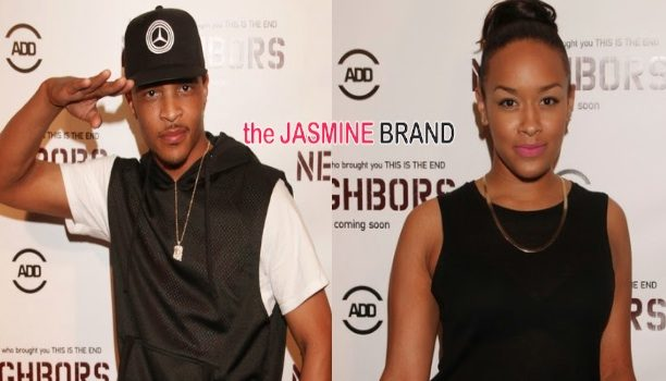 T.I., Russell Simmons, Chantel Christie Attend 'Neighbors' Screening