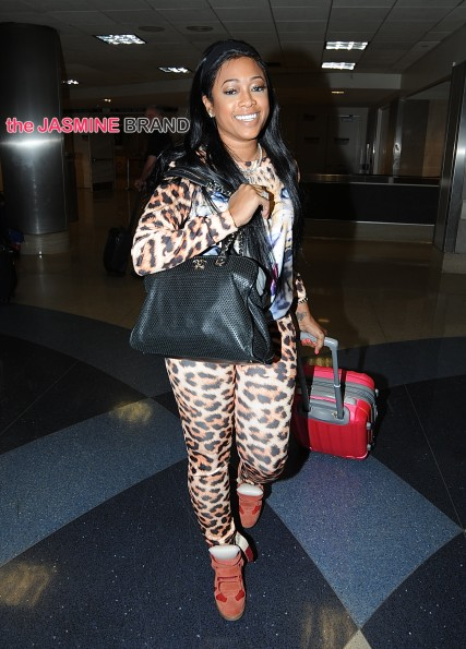 Trina On Dating Lil Wayne, Fall-Out With French Montana & If 'Love & Hip Hop Miami' Rumors