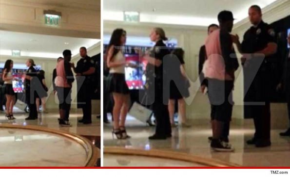 ray j-arrested-beverly hills-allegedly spits on police officer-the jasmine brand