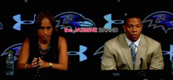 ray rice-press conference-wife janay palmer-atlantic city altercation-domestic violence-the jasmine brand