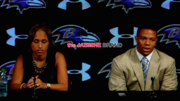 [WATCH] Ray Rice & Wife Hold Press Conference: I Failed Miserably, I'm Working to Be A Better Husband