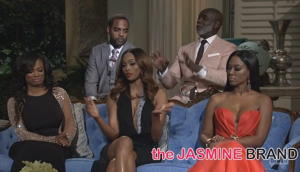 Husbands Join Drama Filled Real Housewives of Atlanta Reunion + Watch Full Episode