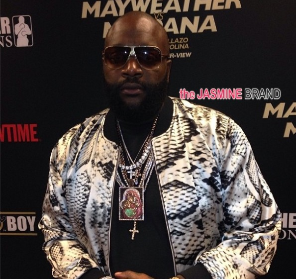(EXCLUSIVE) Rick Ross Settles Lawsuit With Man Injured At His Home