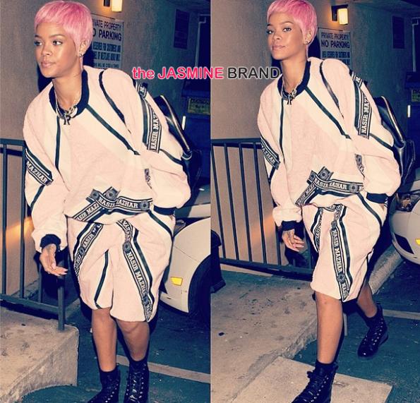 rihanna-pink wig-studio la-the jasmine brand