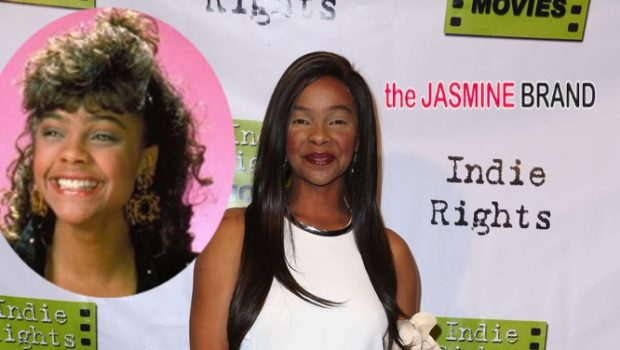 'Saved By the Bell' Actress Lark Voorhies Makes Rare Public Appearance