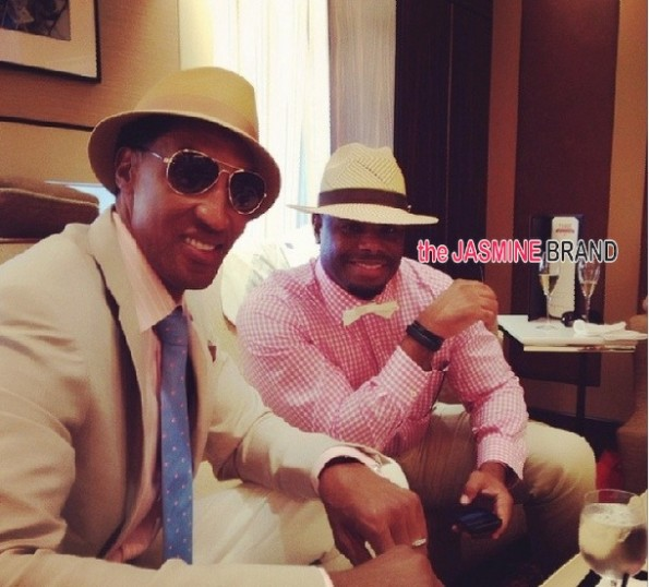scottie pippen-celebs kentucky derby 2014-the jasmine brand