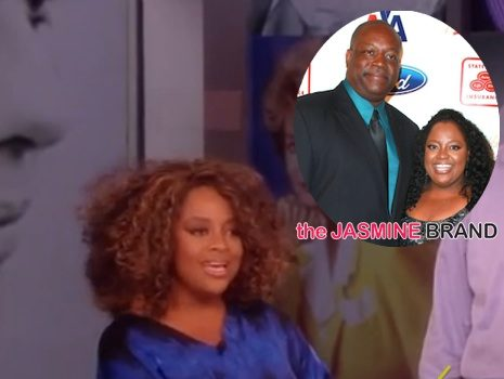 Sherrie Shepherd Officially Removes Wedding Ring + Estranged Husband Proclaims, 'I'm On A Divorce Diet!'