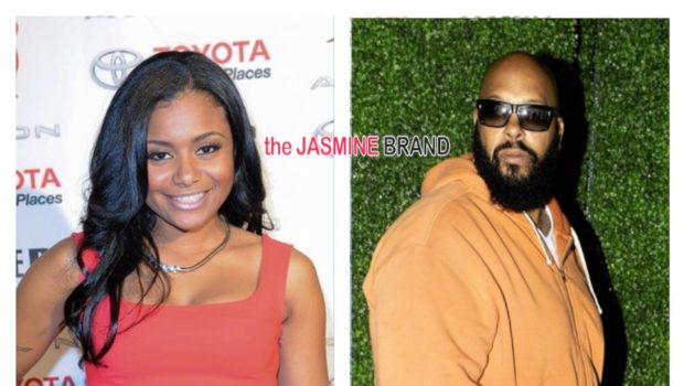 [EXCLUSIVE] Stormey Ramdhan Says Ex-Fiance Suge Knight Is A Delusional Jerk-Off, Who Rarely Takes Care of Their Kids