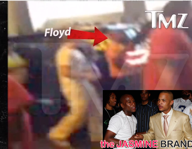 [UPDATE] Floyd Mayweather Admits T.I. Fight Was Over Tiny, Says: 'I Never Slept With Her'