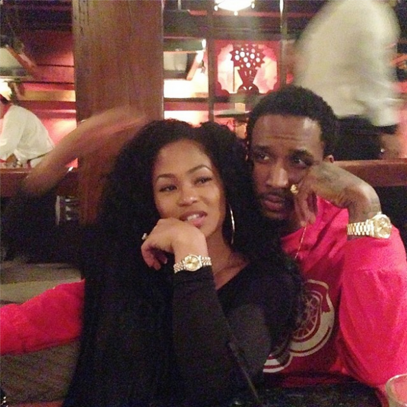 tae heckard-previously married to another woman-engaged brandon jennings-the jasmine brand