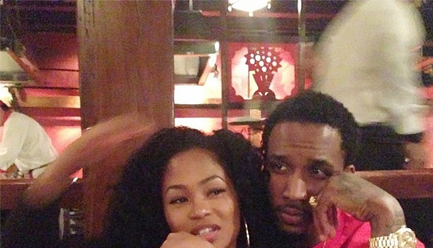 Tae Heckard ALMOST A Basketball Wife, Actress Ending Previous Marriage to Marry NBA Baller Brandon Jennings