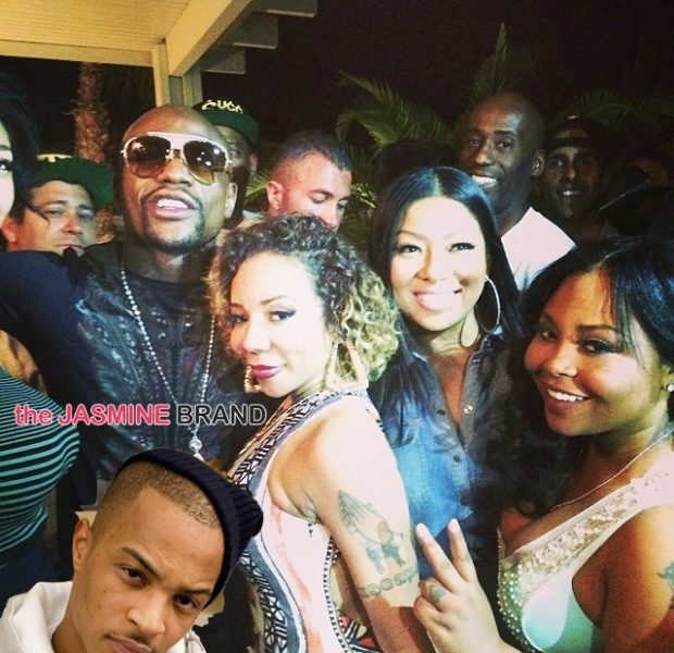 [UPDATE] Tameka 'Tiny' Harris Releases Statement, Blames Husband: T.I. Is ALWAYS In the Media With Other Women! + T.I. Releases Instagram Message Denouncing Injuries