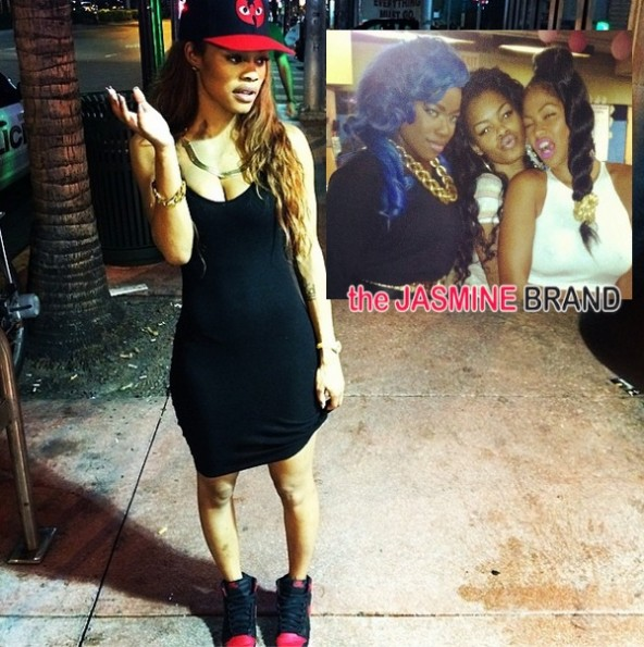 teyana taylor-addresses ex boyfriend brandon jennings-tae heckard-the jasmine brand