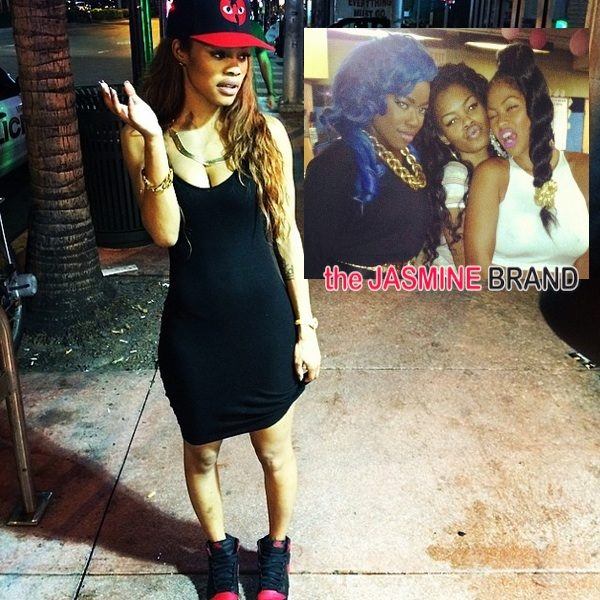 [VIDEO] Teyana Taylor Says Tae Heckard Broke Girl Code By Dating Ex-Boyfriend Brandon Jennings: She's gross!