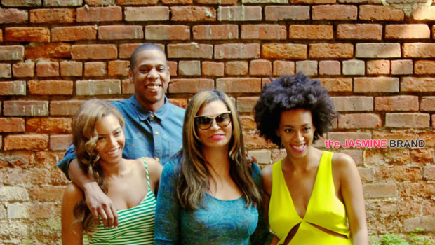 [Photos] New Orleans & Mama Tina Knowles Bring Solange & Jay Z Together