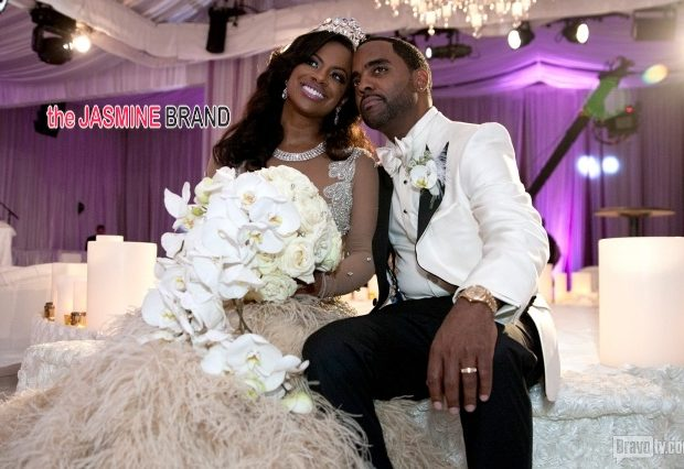 Here Comes the Bride! Kandi Burruss' Official Wedding Photos Released