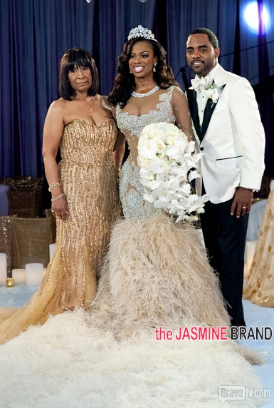 todd tucker-mama joyce-kandi burruss-wedding special 2014-the jasmine brand