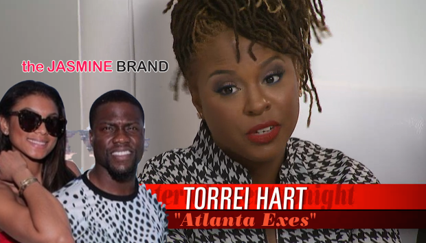 [VIDEO] Kevin Hart & Ex-Wife Argue Over What Ruined Their Marriage + Torrei Hart Admits She Wanted To Fight Eniko Parish