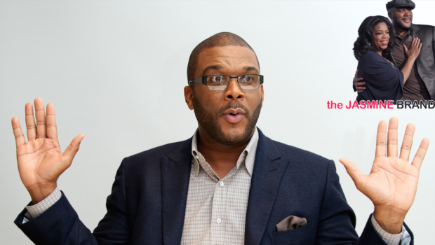 [EXCLUSIVE] Tyler Perry & Oprah Accused of Theft, Hit With Federal Lawsuit